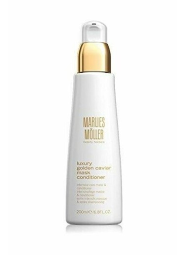 Marlies Möller Golden Cavıar Luxury Mask Condıtıoner 200 Ml Renksiz